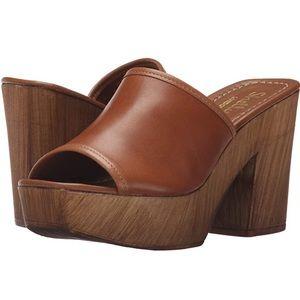 Shelly's London Elena mule platform sandals 41